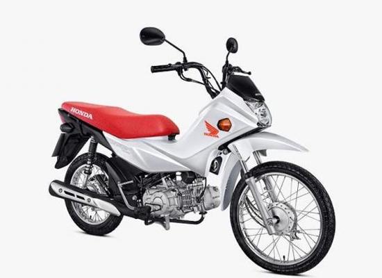 """Honda Pop 110i sở hữu thiết kế """"lai"""" với mô tô địa hình và mức giá khá rẻ"""